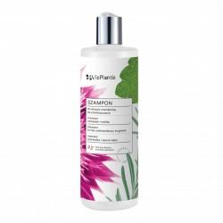 Vis Plantis Herbal Vital Care Szampon do włosów z tendencją do przetłuszczania (rozmaryn-ostropest-melisa)  400ml