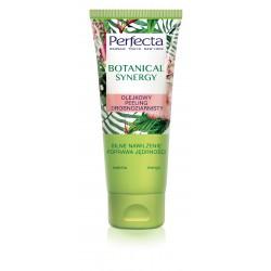 Perfecta Botanical Synergy Olejkowy Peeling drobnoziarnisty do ciała - Matcha i Mango  200ml