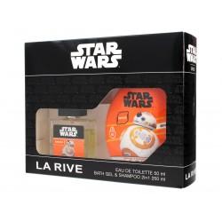 La Rive Disney Star Wars Droid Zestaw /woda toaletowa 50ml+żel pod prysznic 2w1 250ml/