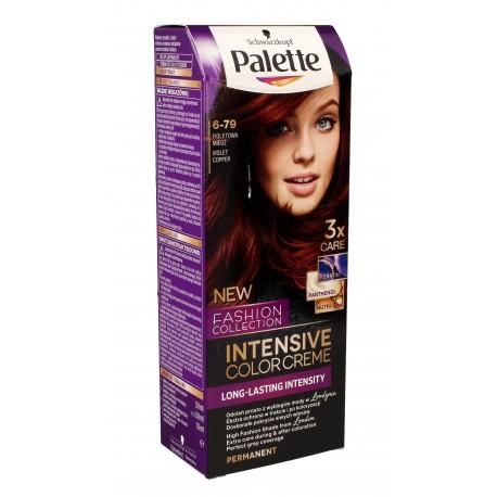Palette Intensive Color Creme Krem koloryzujący nr 6-79 fioletowa miedź  1op.