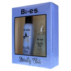 Bi-es Beauty Star Komplet (woda perfumowana 100ml+dezodorant spray 150ml)