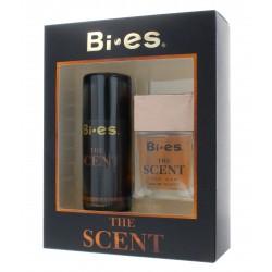 Bi-es The Scent Man Komplet (woda toaletowa 100ml+dezodorant spray 150ml)