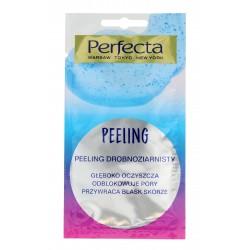 Perfecta Peeling drobnoziarnisty - każdy rodzaj cery  8ml (saszetka)