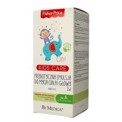 Fisher-Price Kids Care Prebiotyczna Emulsja do mycia ciała i głowy 2w1 400ml