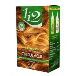 Celia Do włosów 1i2 Płyn do trwałej ondulacji Ziołowy z keratyną - normalny  1op.