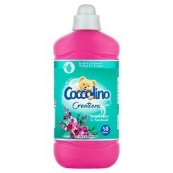 Coccolino Creations Płyn do płukania tkanin Snapdragon & Patchouli  1.45L (58 prań)