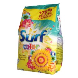 Surf Color Proszek do prania Fruity Fiesta & Summer Flowers  1.3 kg (20 prań)