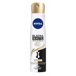 Nivea Dezodorant INVISIBLE SILKY SMOOTH spray damski  250ml
