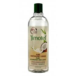 Timotei Szampon do włosów Pure Odżywione i Lekkie - włosy normalne lub suche  400ml