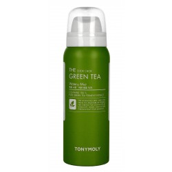 TONY MOLY THE CHOK CHOK Green Tea Mgiełka odświeżająca do twarzy  50ml
