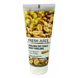 Fresh Juice Peeling do ciała Lemongrass & Green Coffee  200ml
