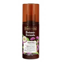 Bielenda Botanic Formula Łopian+Pokrzywa Odżywka-spray do włosów przetłuszczających się  150ml