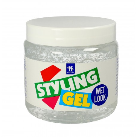 Hegron Styling Żel do modelowania włosów wet look  1000ml