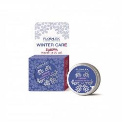 Floslek Winter Care Wazelina do ust zimowa  15g