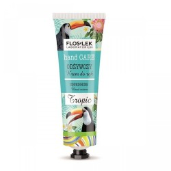 Floslek Hand Care Krem do rąk odżywczy Tropic  50ml