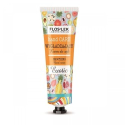 Floslek Hand Care Krem do rąk wygładzający Exotic  50ml