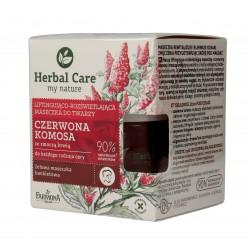 Farmona Herbal Care Maseczka do twarzy liftingująco rozświetlająca Czerwona Komosa  50ml