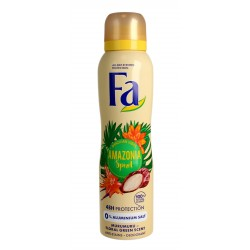 Fa Amazonia Spirit Dezodorant spray damski  150ml