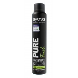 Schwarzkopf Syoss Pure Fresh Suchy szampon do włosów  200ml
