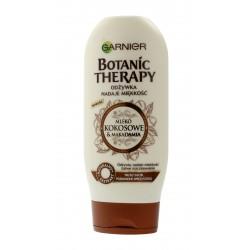 Garnier Botanic Therapy Mleko Kokosowe & Makadamia Odżywka do włosów suchych i bez spężystości  200ml