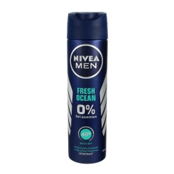Nivea Dezodorant FRESH OCEAN spray męski  150ml