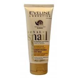 Eveline Royal Snail Krem-maska do rąk intensywnie regenerujący  100ml