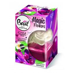 Brait Magic Flower Dekoracyjny Odświeżacz powietrza Lovely Sweet Berries  75ml