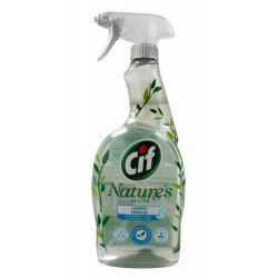 Cif Nature's Recipe Spray czyszczący do łazienki  750ml