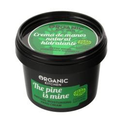 """Organic Kitchen Krem do rąk nawilżający """"Sosna jest moja""""  100ml"""