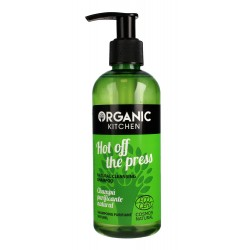 """Organic Kitchen Szampon oczyszczający """"Gorąco z prasy"""" 260ml"""