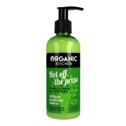 """Organic Kitchen Balsam do włosów oczyszczający """"Gorąco z prasy""""  260ml"""