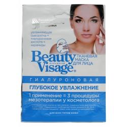 Fitocosmetics Beauty Visage Maseczka na tkaninie Hialuronowa  25ml