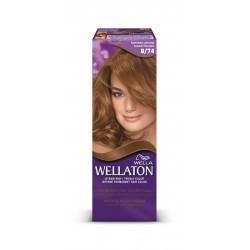 Wella Wellaton Krem intensywnie koloryzujący nr 8/74 Karmelowa Czekolada  1op.