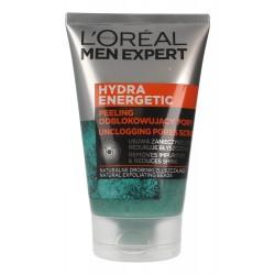 Loreal Men Expert Hydra Energetic Peeling odblokowujący pory 100ml