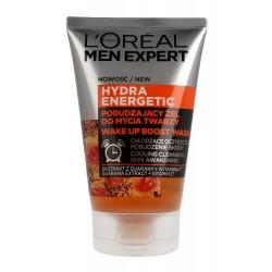 Loreal Men Expert Hydra Energetic Żel do mycia twarzy pobudzający  100ml