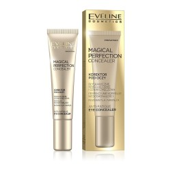 Eveline Magical Perfection Concealer Korektor pod oczy 01 Light  15ml