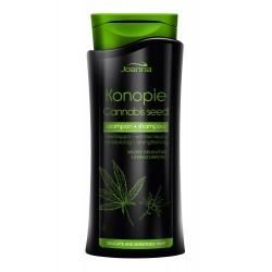 Joanna Konopie Szampon nawilżająco-wzmacniający do włosów delikatnych  400ml