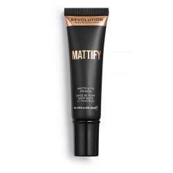 Makeup Revolution, Matująca baza pod makijaż Mattify Primer, 28 ml