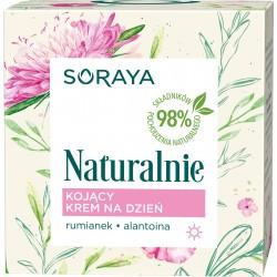 Soraya Naturalnie Krem kojący na dzień  50ml