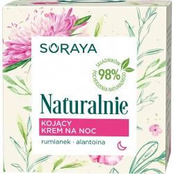 Soraya Naturalnie Krem kojący na noc  50ml