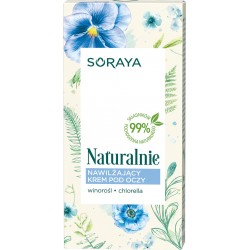 Soraya Naturalnie Nawilżający Krem pod oczy  15ml