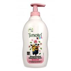 Timotei Kids Szampon do włosów dla dzieci - Róża  400ml