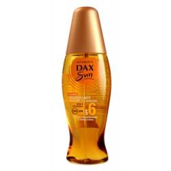 Dax Sun Olejek relaksujący do opalania SPF 6 z herbatą Matcha  150ml