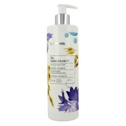 Vis Plantis Avena Vital Care Żel nawilżający do mycia twarzy i ciała 400ml