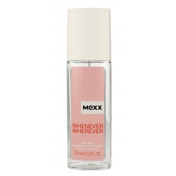 Mexx Whenever Wherever for Her Dezodorant naturalny spray  75ml
