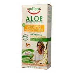 Equilibra Aloe Natural Protection Żel do higieny intymnej nawilżający  200ml