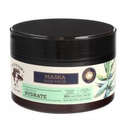 Mrs Potters Triple Herb Maska do włosów suchych Hydrate  230ml