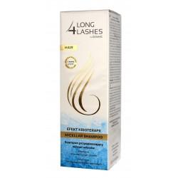 Long 4 Lashes Efekt Krioterapii Szampon przyspieszający wzrost włosów  200ml