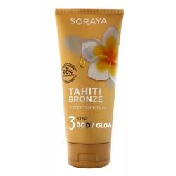 Soraya Tahiti Bronze 3 Step Balsam rozświetlający do ciała  150ml