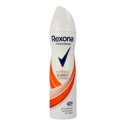 Rexona Motion Sense Woman Dezodorant spray Workout Hi-Impact  150ml